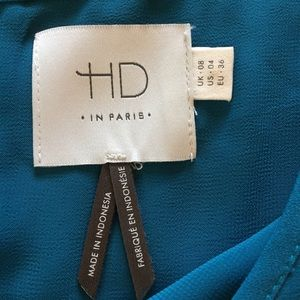 Anthropologie Tops - Anthropologie HD Paris Vanda Blouse Sz 4